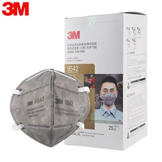 1 thùng khẩu trang 3M có bao nhiêu cái?